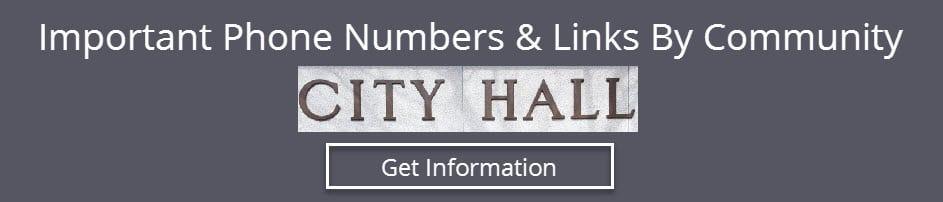 Get community Information